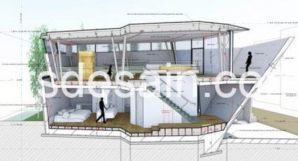Artikel Arsitektur_Angular Concrete Home 03