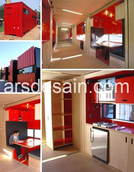Rumah kontainer 02