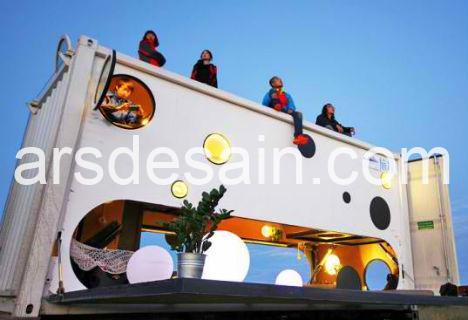 Rumah kontainer 01