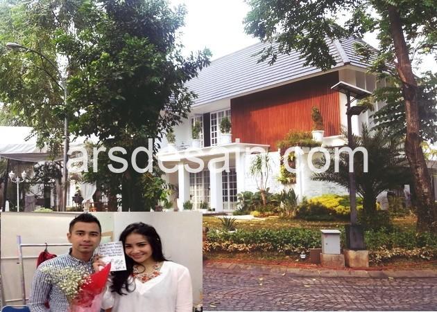 Rumah Raffi Ahmad 02