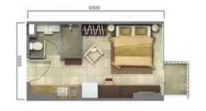 Artikel Arsitektur_apartment studio