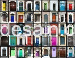 artikel arstektur_warna pintu rumah