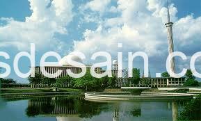 artikel arsitektur_Politik_Masjid Istiqlal