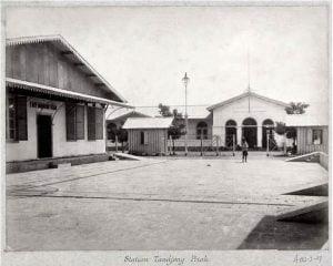 Artikel Arsitektur_Stasiun Tanjung Priok 1888