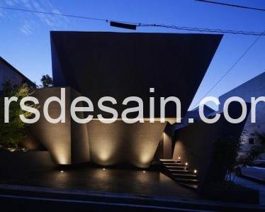 Rumah Minimalis Tanpa Jendela Depan 02
