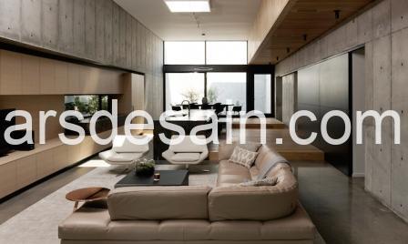 Rumah Minimalis Dinding Beton 04