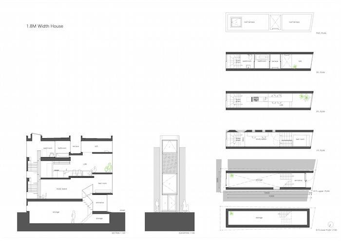 Rumah Minimalis di Lahan Sempit 03