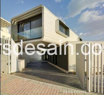 Rumah Minimalis Beton 01
