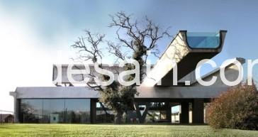 Artikel Arsitektur_Hemeroscopium House by Ensamble Studio 01