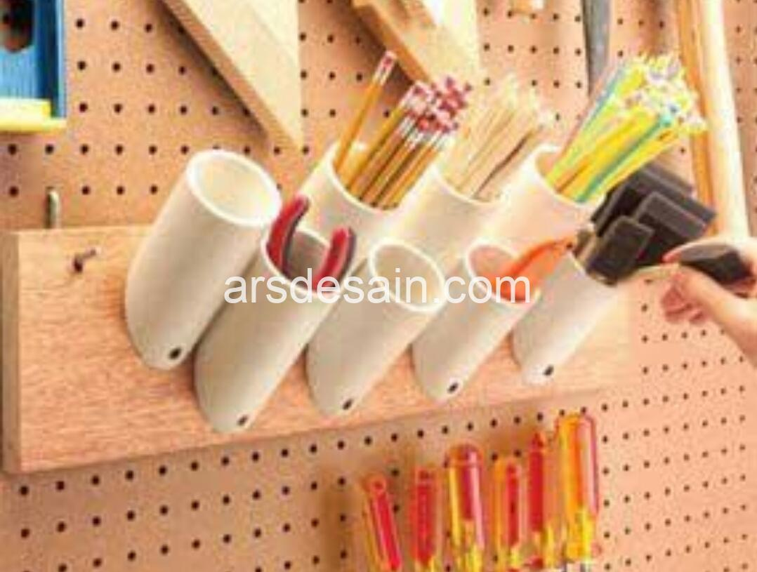 Desain Kreatif Pipa PVC