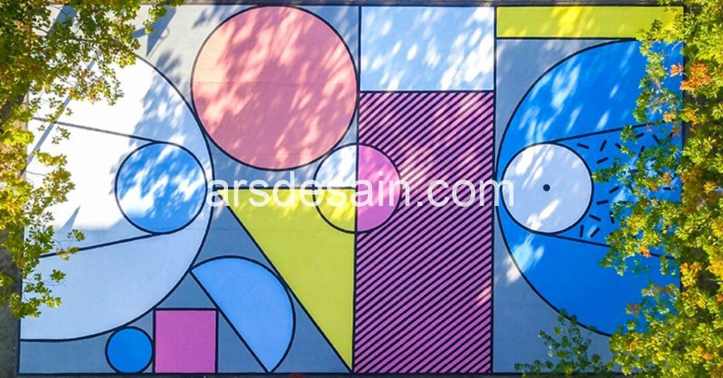 Kreasi Mural 03
