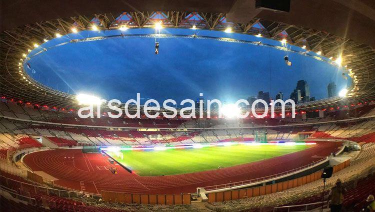 Masjid di Stadion GBK Perlukah diadakan?