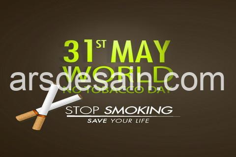 Hari Tanpa Tembakau Sedunia Bagi Arsitektur