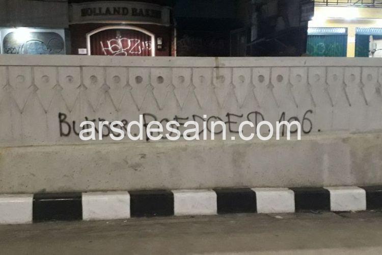 vandalisme_mampang