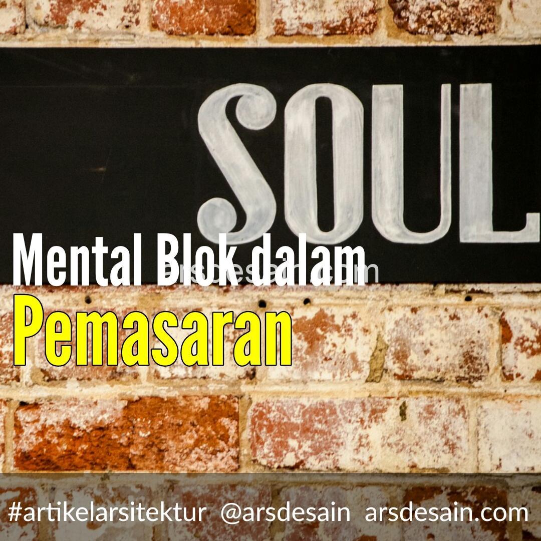 Mental Blok Dalam Pemasaran
