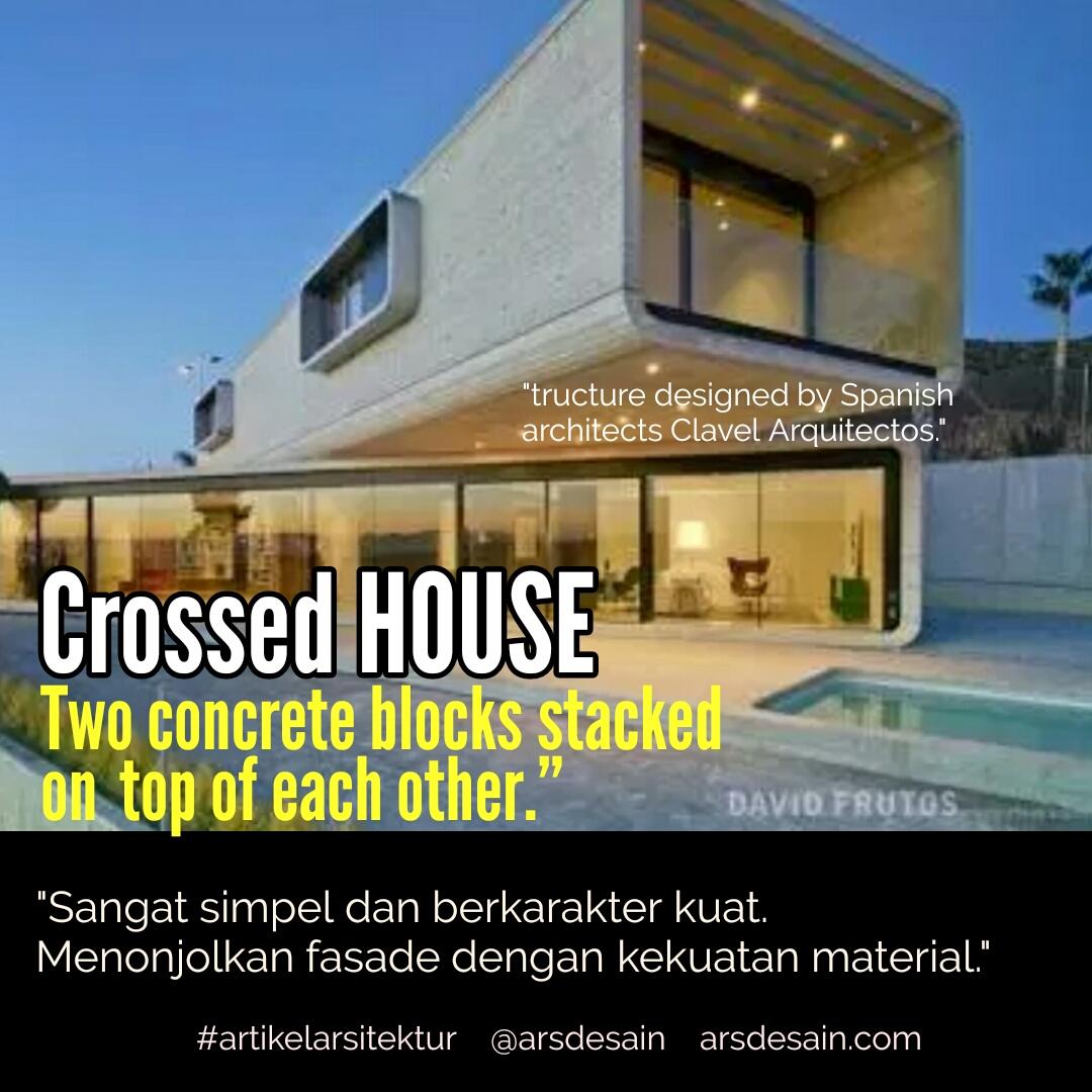 Rumah Minimalis Beton