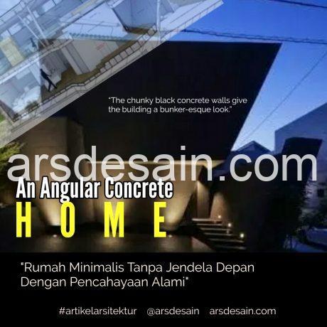 Angular Home, artikel arsitektur