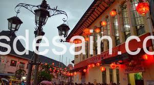 Chinatown Point Pancoran Wisata Sejarah Kota Tua