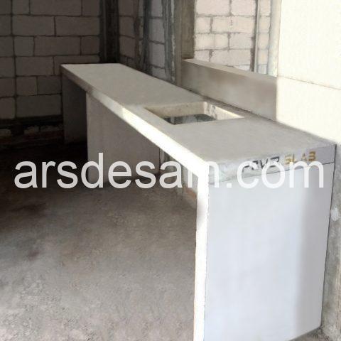 Meja Dapur minimalis AAC Panel