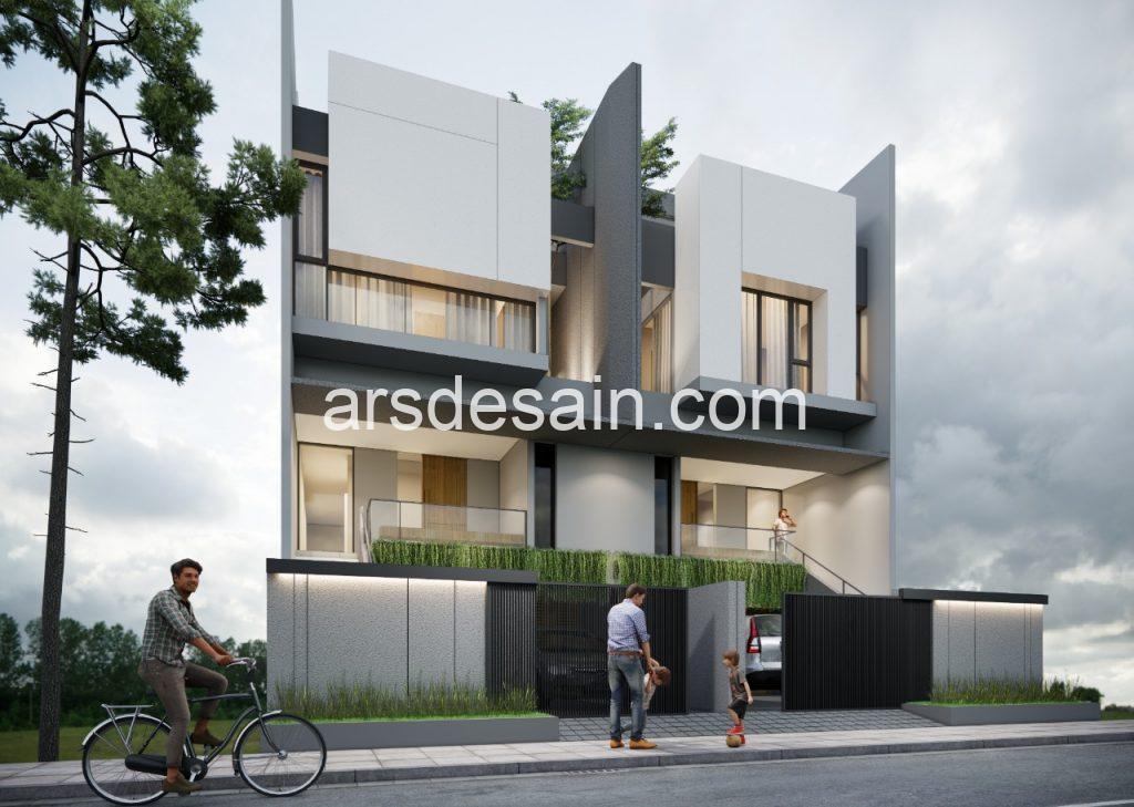 3D Rumah Meruya