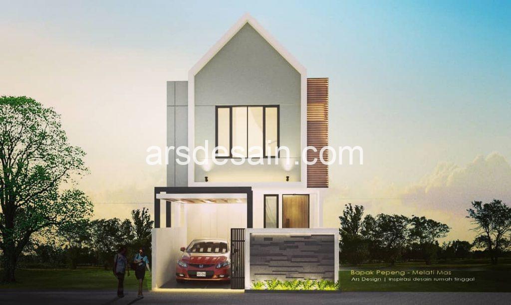 3D Rumah pak Pepeng